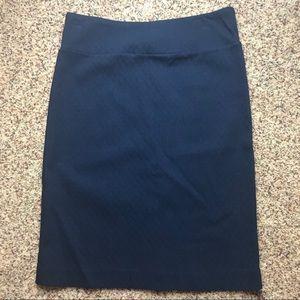 Margaret M Pencil Skirt - Very Flattering
